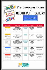 Free Ebook  The Complete Guide To Google Certifications