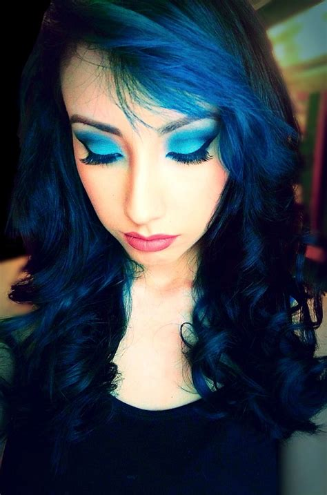 aqua hair color 1000 ideas about ion hair colors on permanent