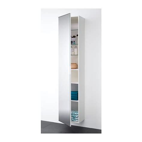 Ikea Bathroom Mirror Wall Cabinet by Curling Cabinets And Glass Shelves On Pinterest