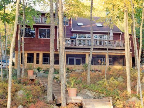maine cabin rentals cottage rentals bar harbor maine lakeside cabin rentals