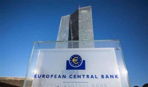 Sede Della Centrale Europea Bce Centrale Europea Presidente Draghi Sede Cos 232