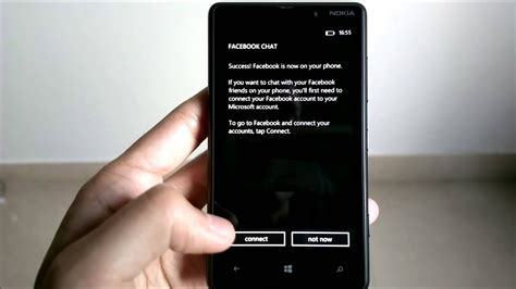 How To - Add your Facebook account to your Windows Phone ...