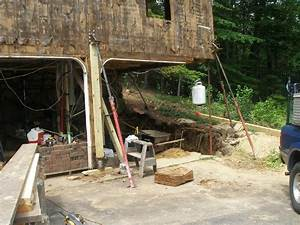 Acquired Objects  Barn Renovation Part 2  An Engineering Feat