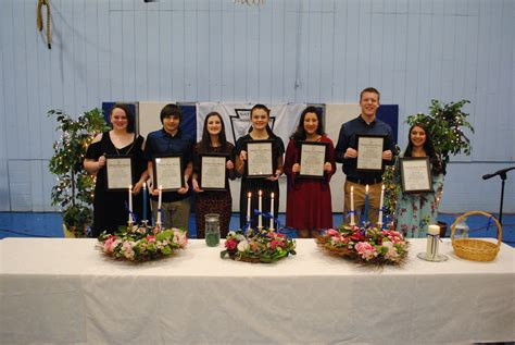 national honor society johnstown christian school 987 | NHS 2018