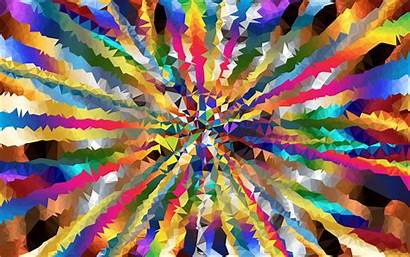 Starburst Background Colorful Chromatic Cool Pixabay Computer