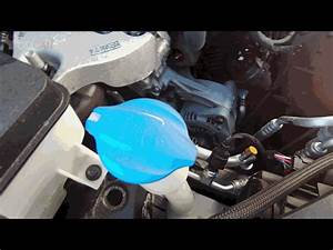 How To Add Windshield Washer Fluid Kia