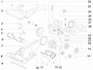 Eureka As4008aa Airspeed Ultra Parts And Accessories