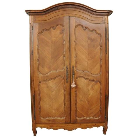 Large Wardrobe Cabinet by Large Country Louis Xv Style Wardrobe Cabinet
