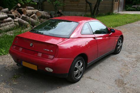 Alfa Romeo Gtv Facelift, Alfa Romeo 916 Gtv Spider