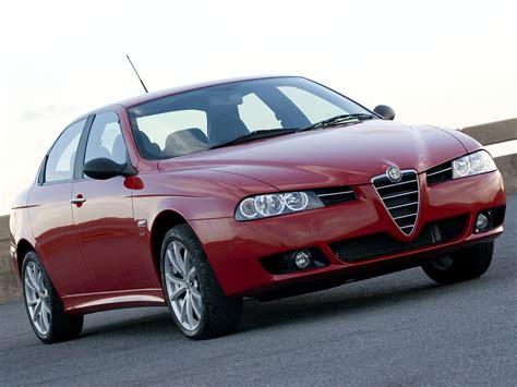 Alfa Romeo 156 Specs  2003, 2004, 2005 Autoevolution