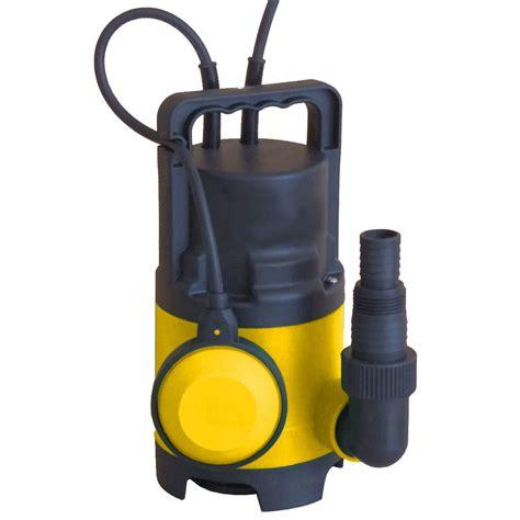 pompe d 233 vacuation eau charg 233 e vc400ech 8000 l h leroy merlin