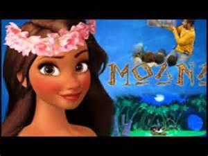 Moana Disney Movie 2016