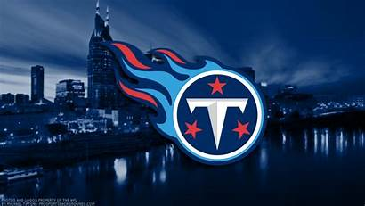 Football Wallpapers Logos Titans Tennessee 4k Nfl