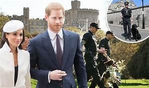 Royal wedding: Bomb squads scour Windsor ahead of Meghan ...