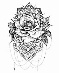 Best Tattoo Coloring Pages Ideas And Images On Bing Find What - Tattoo-coloring-pages