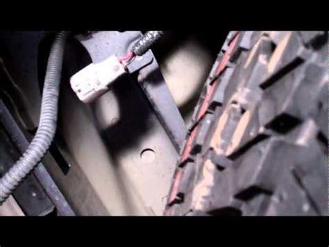 Toyota Tundra Backup Camera Monitor Install Youtube