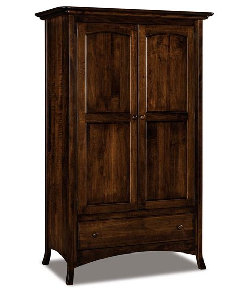 Carlisle Wardrobe Armoire  Amish Direct Furniture