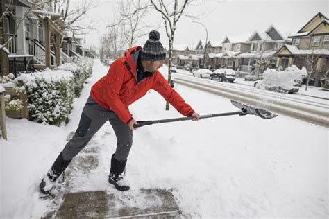 How Dangerous Is Snow Shoveling? — Withings