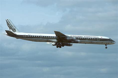 File:Douglas DC-8-61CF, Evergreen International Airlines ...