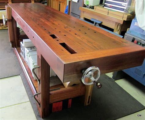 australian roubo workbench finewoodworking