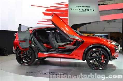 Nissan Gripz Concept Door At Iaa 2018 Indian Autos Blog