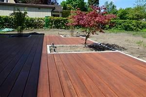 Bambus Dielen Terrasse : planung und vorgehen beim garten und landschaftsbau ~ Markanthonyermac.com Haus und Dekorationen