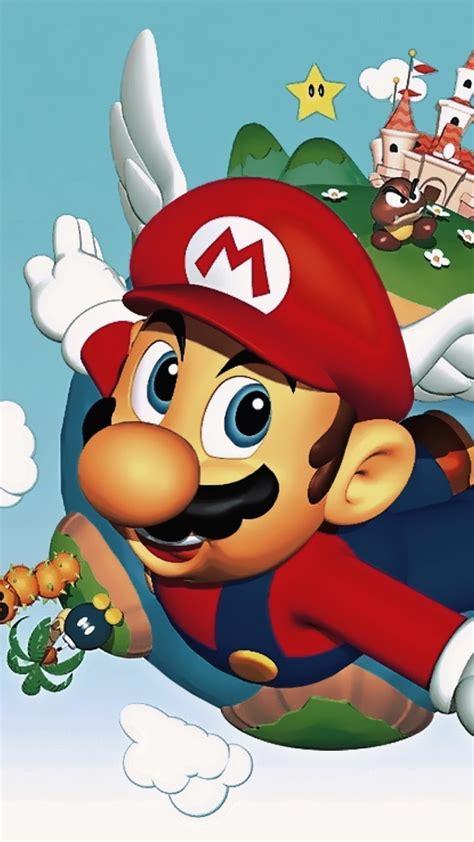 Super Mario 64 Wallpaper 76 Images