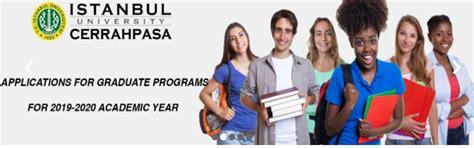 applications graduate programs academic year fall