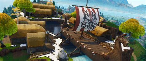 Fortnite Season 5 Gameplay Shows Off New Viking Ship and ...