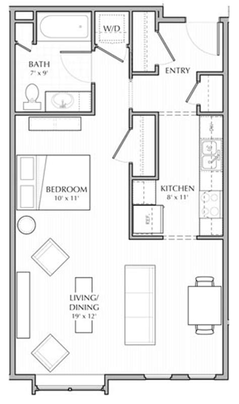 Galley Kitchen Floor Plans by Galley Kitchen Floor Plan Galley Kitchen Floor Plans