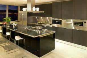 steel backsplash kitchen 15 kitchens with stainless steel countertops