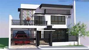 House Design Open Plan Living Modern Bungalow House