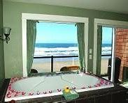 lincoln city oregon hotels with tubs in room starfish manor oceanfront hotel suites on the in