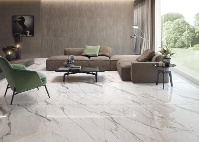 Living Room Porcelain Stoneware Marble Stone Wood Look Tiles