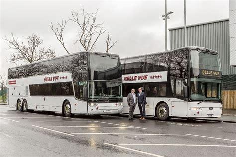 belle vue coaches boost fleet   investment