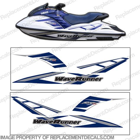 Yamaha Boat Decals by Pwc Jet Boat Decals