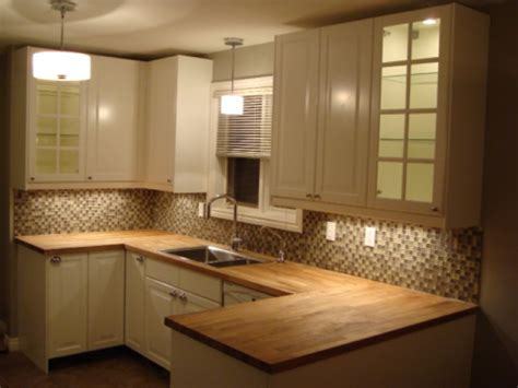 kitchen cabinets with countertops ikea kitchen butcher block counter interior decorating 9534