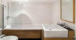 Carrelage metro en deco cuisine et salle de bain for Deco cuisine pour salle de bain