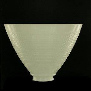 upgradelights 8 inch glass floor l reflector shade