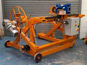 Rc1800 Electric Cable Winding Machine