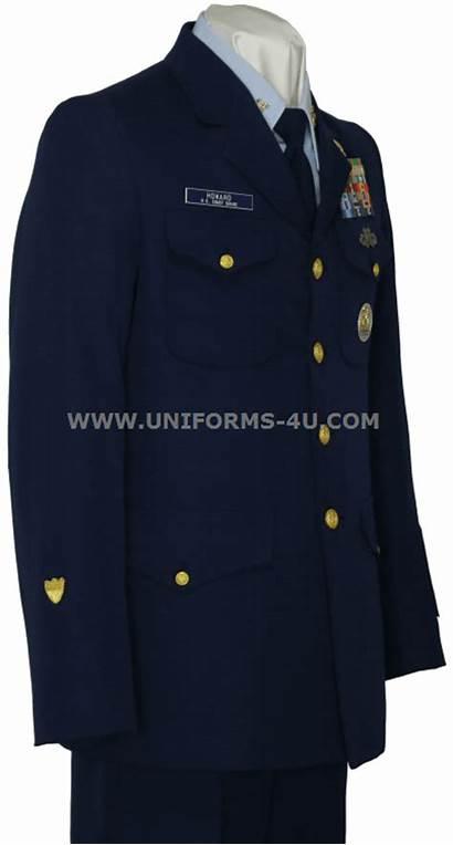 Guard Coast Service Uniform Enlisted Sdb Cpo