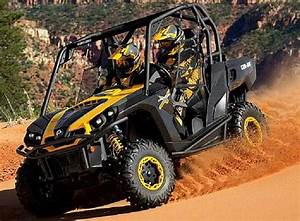 Can Am Commander 800 1000 2011 Service Repair Manual