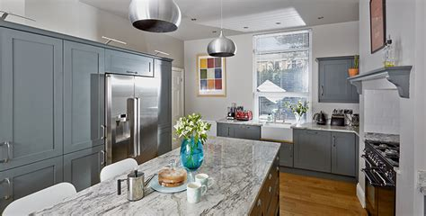 Farrow And Ball Kitchen Ideas - das perfekte küchendesign für einen amerikanischen kühlschrank ao life innenausstattung