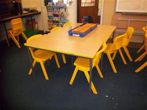 new furniture in all classrooms at taxal and fernilee ce