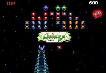 mania galaga classic arcade games video games