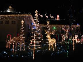 3 of the best christmas light displays bunch