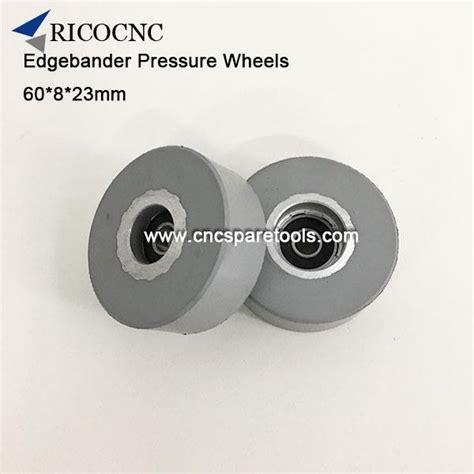 xxmm edgebander pressure rollers wheels  edge banding machine