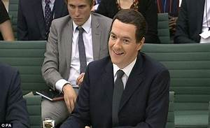 George Osborne was drowned out by hacking and honking ...