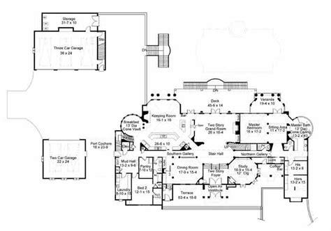 chateau floor plans chateau de lanier 1838 6 bedrooms and 6 baths the