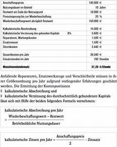 Ratenkredit Berechnen Formel : berechnen beispiel zur berechnung des frhesten fez im ~ Themetempest.com Abrechnung